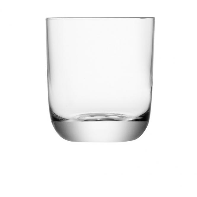 Una Whiskyglas, klar 6er Set