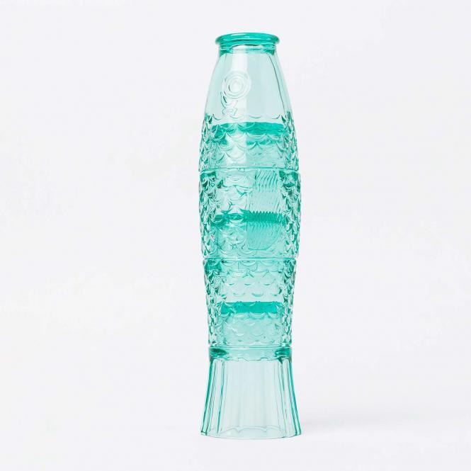 4er Set stapelbare Gläser Koifish von DOIY, mint,