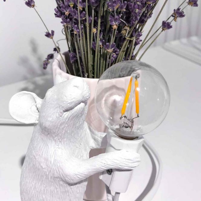 """Mouse Lamp"" Stehend"