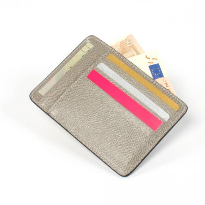 Kreditkarten- und Geldetui, Blue