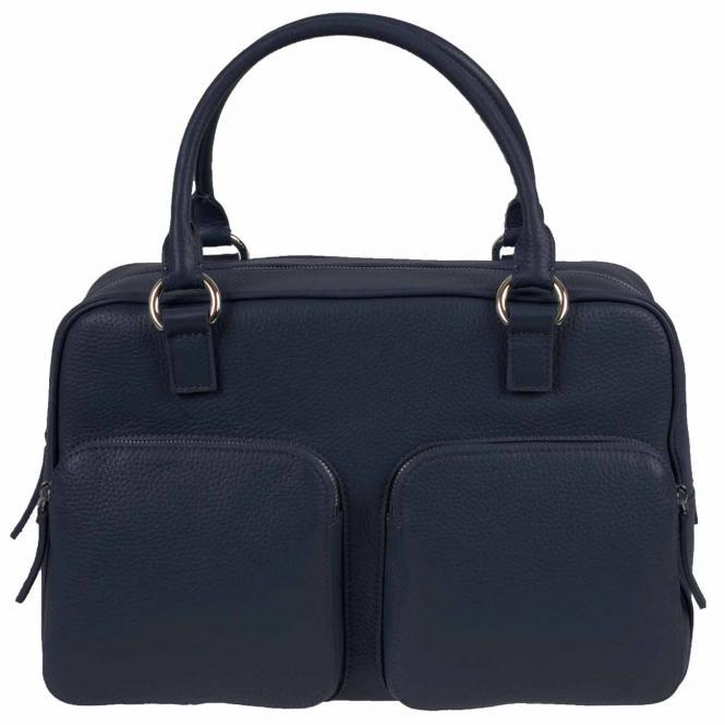 Citybag Marine Blau