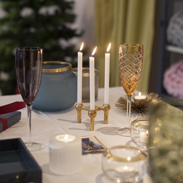 Strahlende Weihnachtsgeschenke