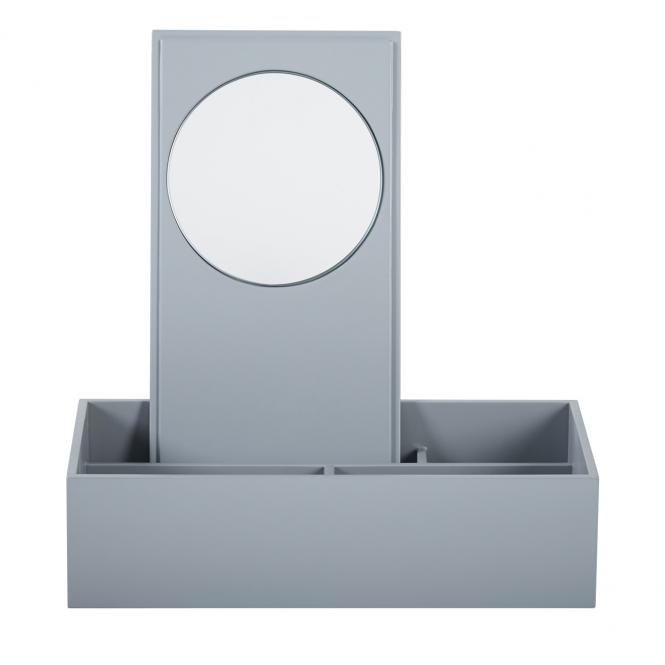 Make Up Box, Cool Grey