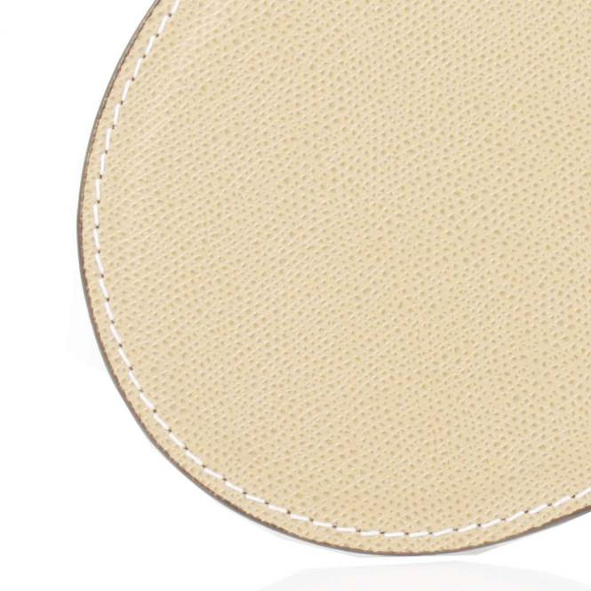 Mouse Pad, ivory,