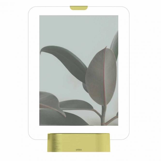 Bilderrahmen Glo 12x17cm, goldfarben