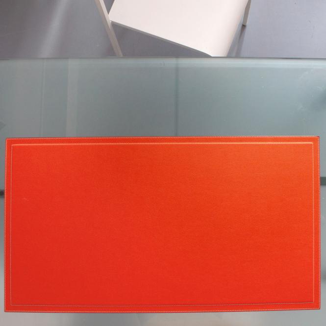 Schreibtischauflage XL, mango