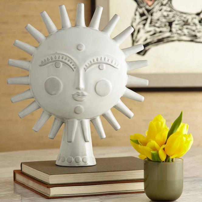 Figur Utopia Sun von Jonathan Adler