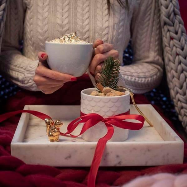 Dekoration & Geschenke in Rot